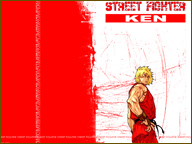 Street Fighter: Ken wallpaper